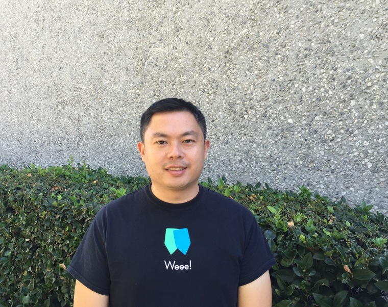 Weee! founder Larry Liu