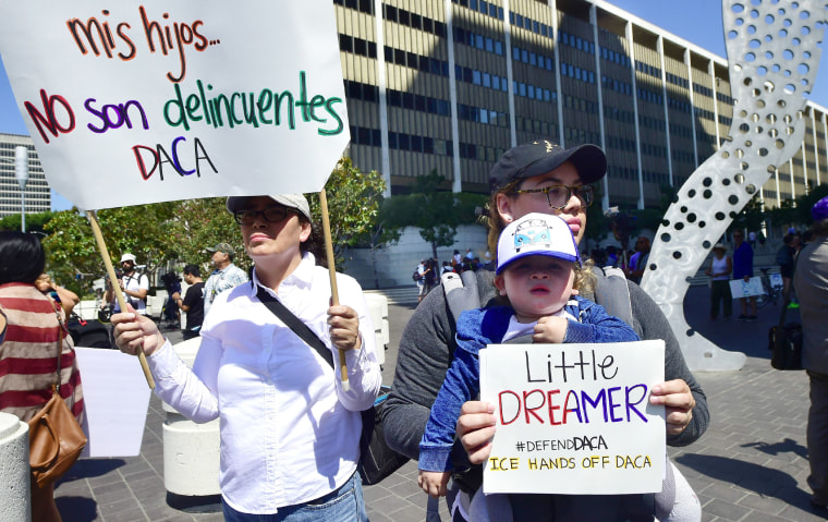 Image: DACA Protests