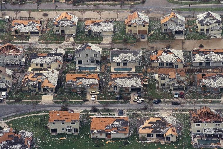 Image: Hurricane Andrew