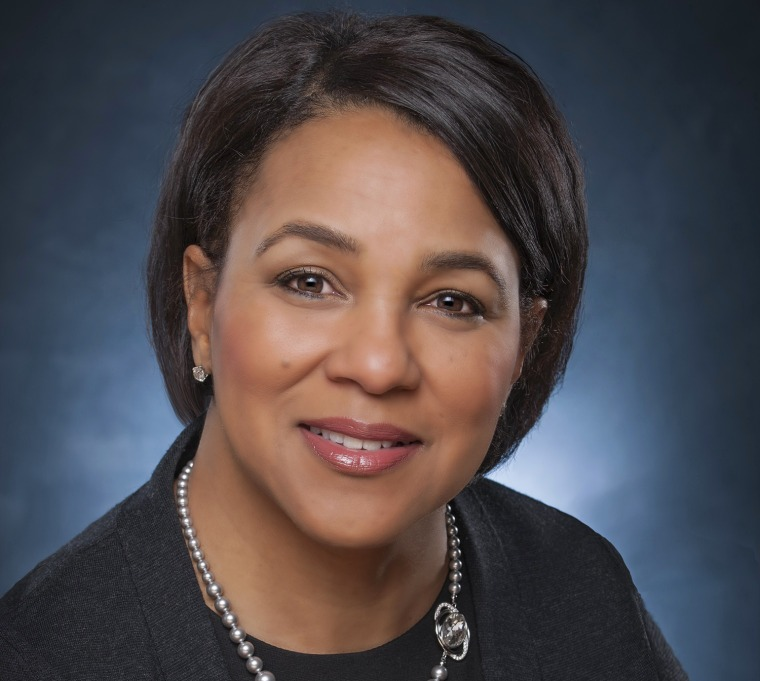 Rosalind Brewer, group president and COO of Starbucks.