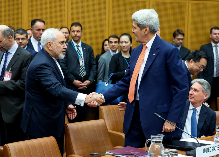 Image: Iran Nuclear Talks In Vienna