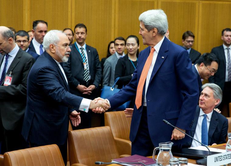 Image: Iran Nuclear Talks In Vienna