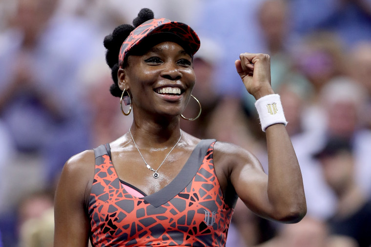 Image: Venus Williams 2017 US Open Tennis Championships - Day 9, 2