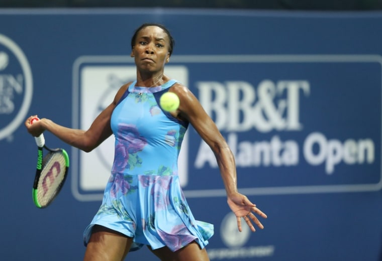 Image: Venus Williams BBT