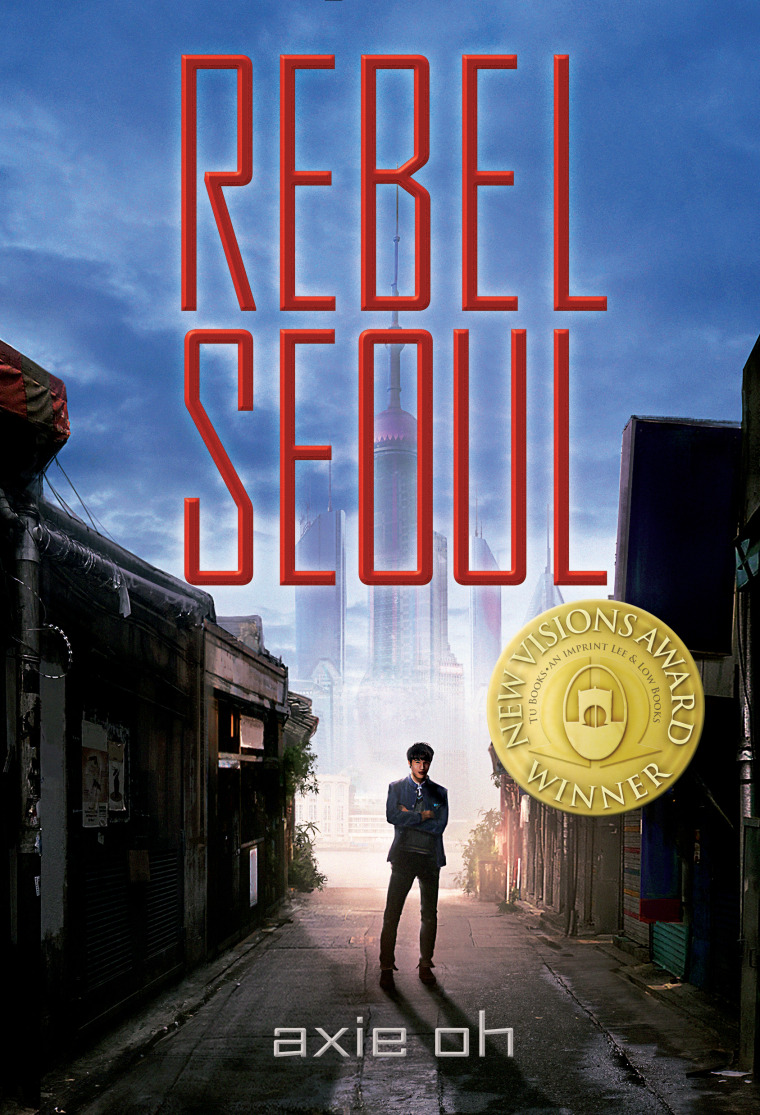 The cover of Rebel Seoul