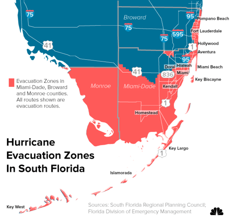 irma threatens to wash away florida buildings after