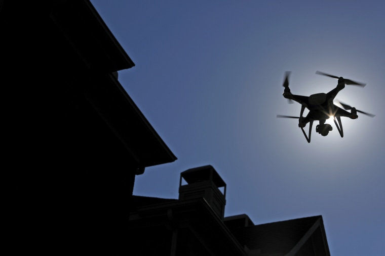 Flying Rubber Neckers Disrupt Drones Working On Texas Recovery