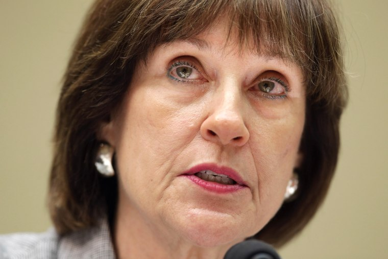 Image: IRS Director of Exempt Organizations Lois Lerner