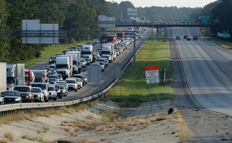 Image: Florida Prepares For Major Hit By Hurricane Irma