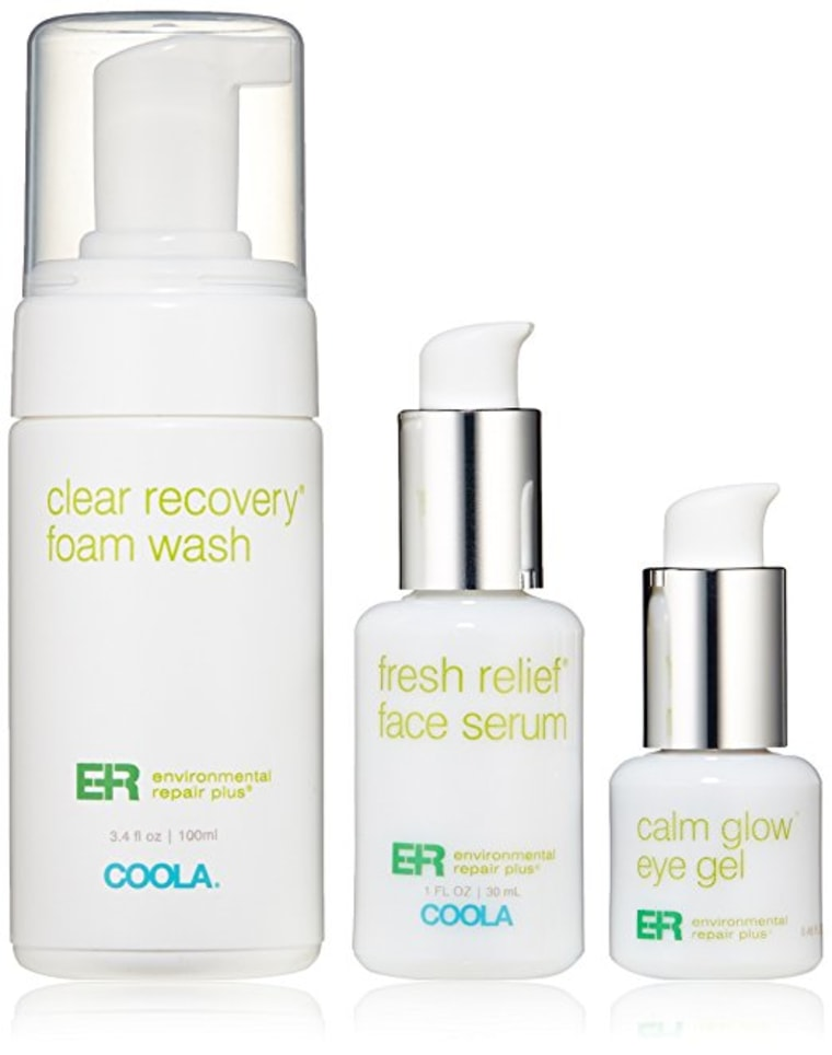 Coola Suncare Environmental Repair Plus 3 Piece Travel Kit