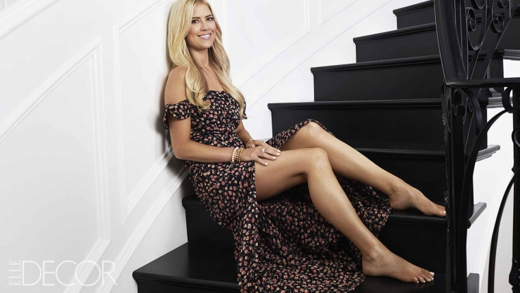 Christina El Moussa home tour