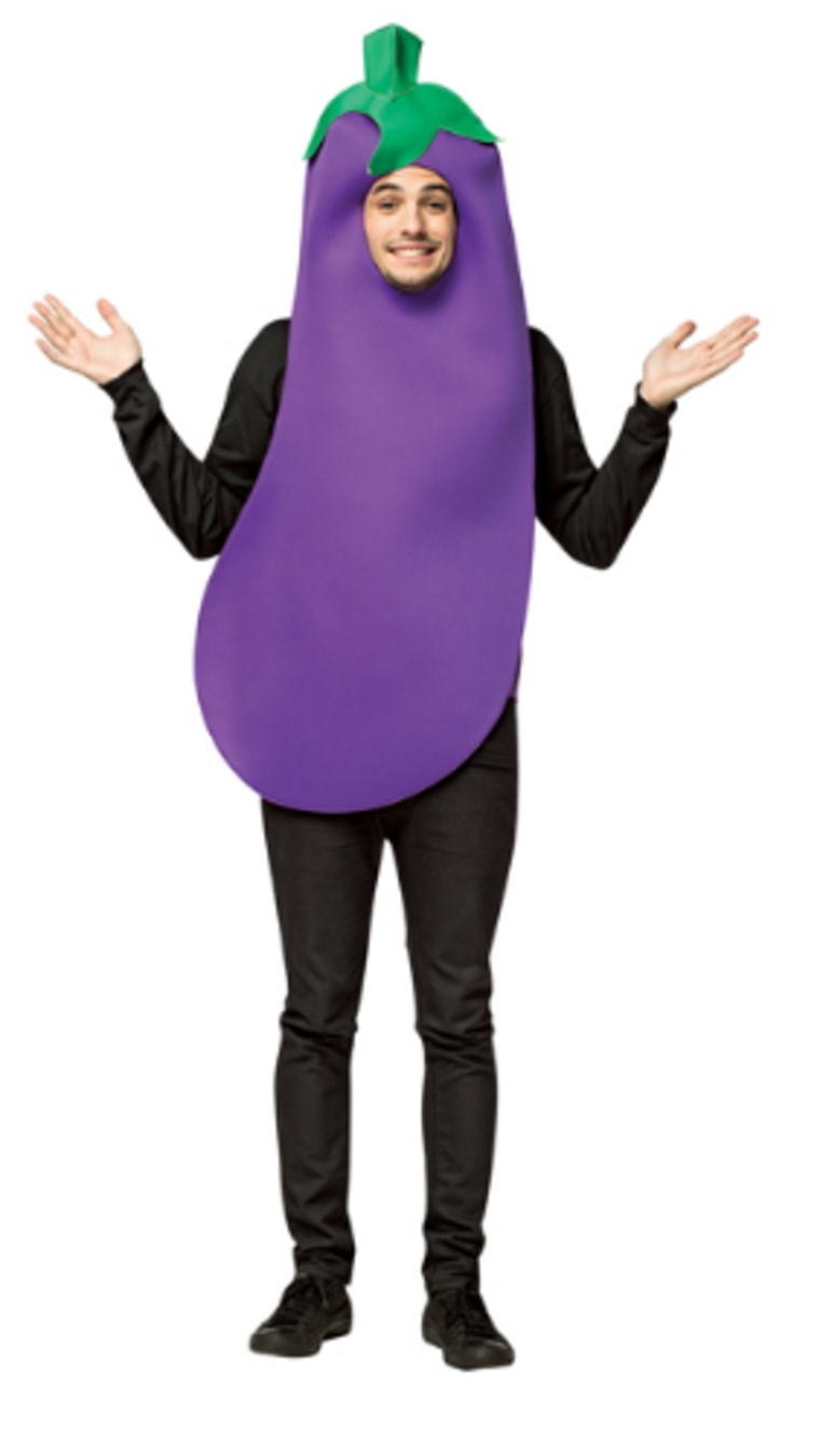 Eggplant. Eggplant Costume ...  sc 1 st  Today Show & These are the best pop culture Halloween costumes for 2017
