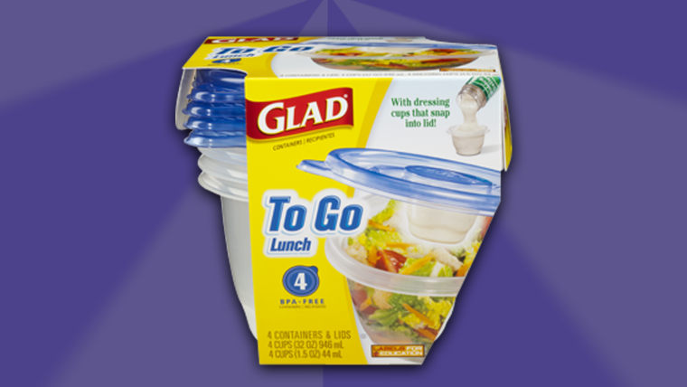 Glad to go lid issue solved