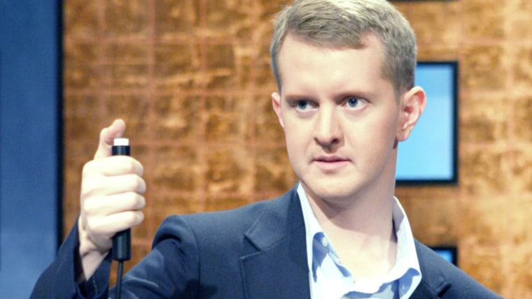 JEOPARDY, contestant Ken Jennings, 1984