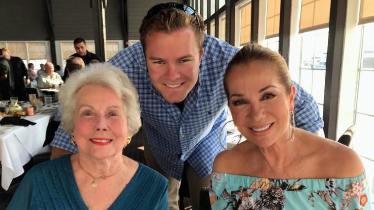 KLG, Cody and Joan.