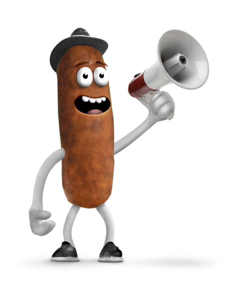 Denny's Sausage