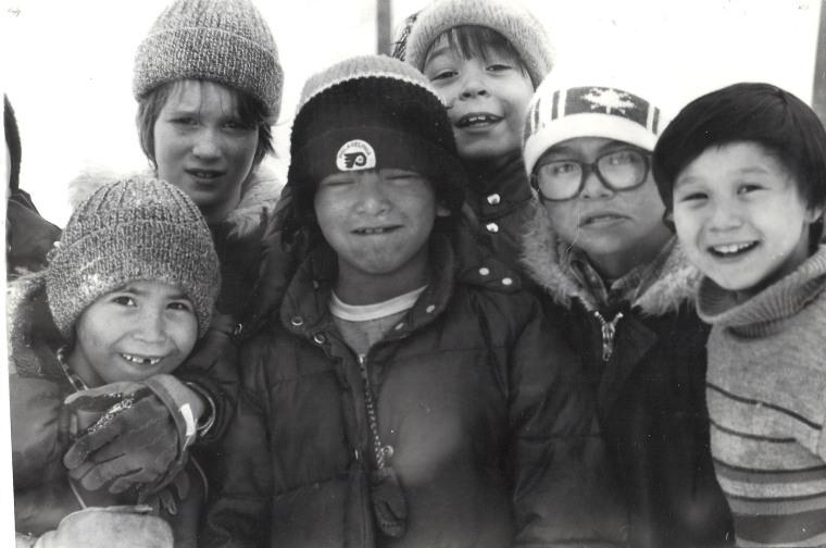 Paul Nicklen, wildlife photographer, grew up in an Inuit community