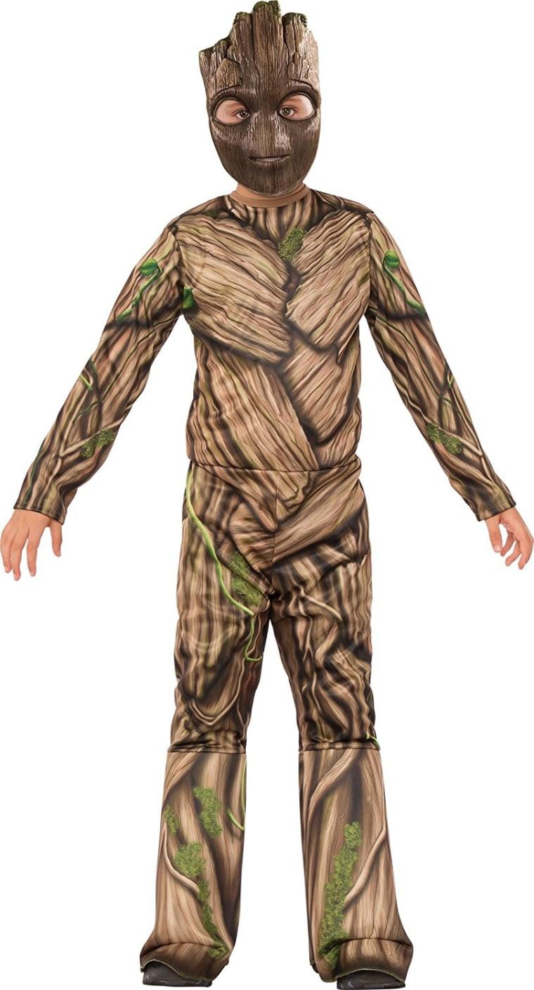 Groot Kids Costume