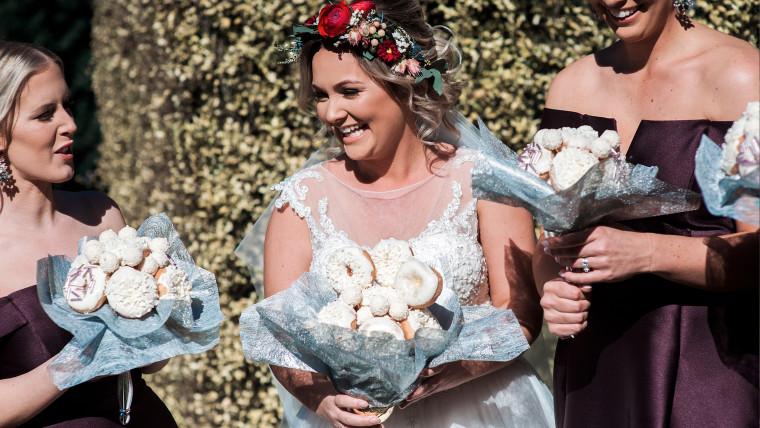 Doughnut Bouquets