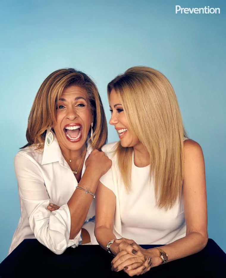 Kathie Lee And Hoda On Aging Gracefully--And Gratefully