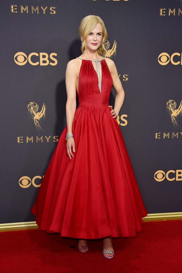 Emmys red carpet 2017: See the best-dressed stars