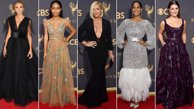 Belts Emmys fashion