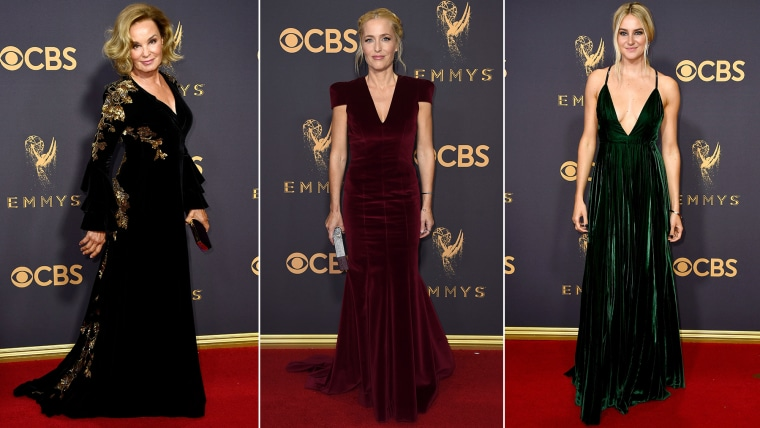 Velvet Emmys trends