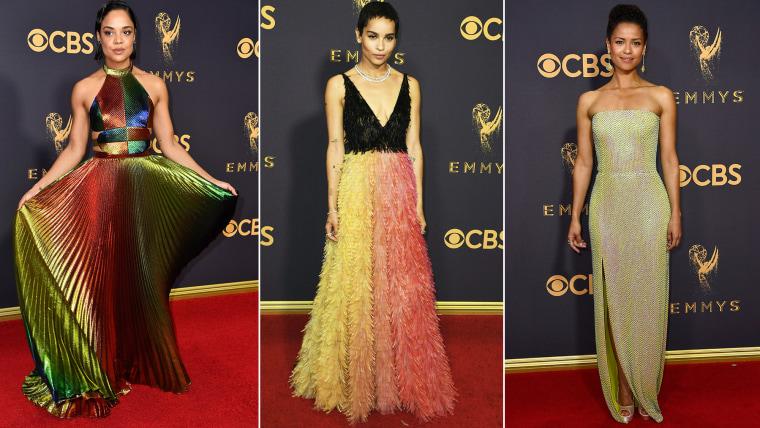 Rainbow Emmys trends