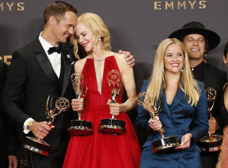 """Image: 69th Primetime Emmy Awards ?EUR"""" Photo Room ?EUR"""" Los Angeles"""