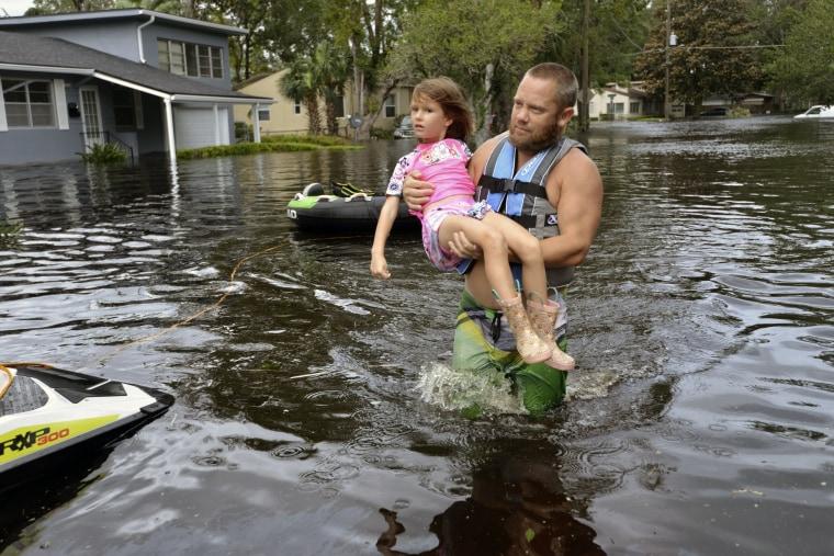 Image: Jackson flooding