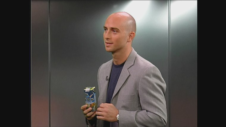 Before Vita Coco was a household name, its founder Michael Kirban pitched the new business to Your Business's panel of experts.