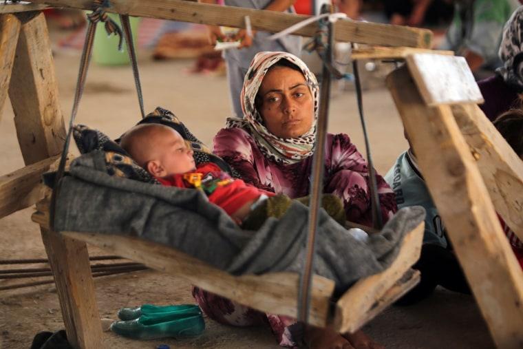 Image: Yazidi Women