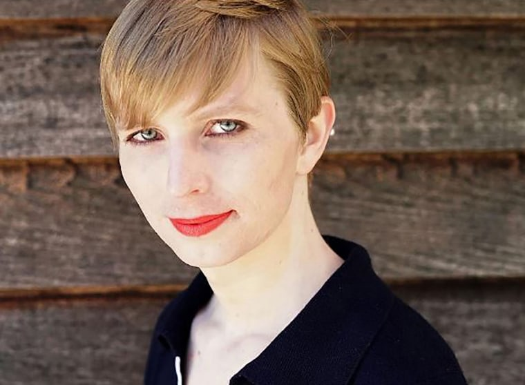 Image: Chelsea Manning