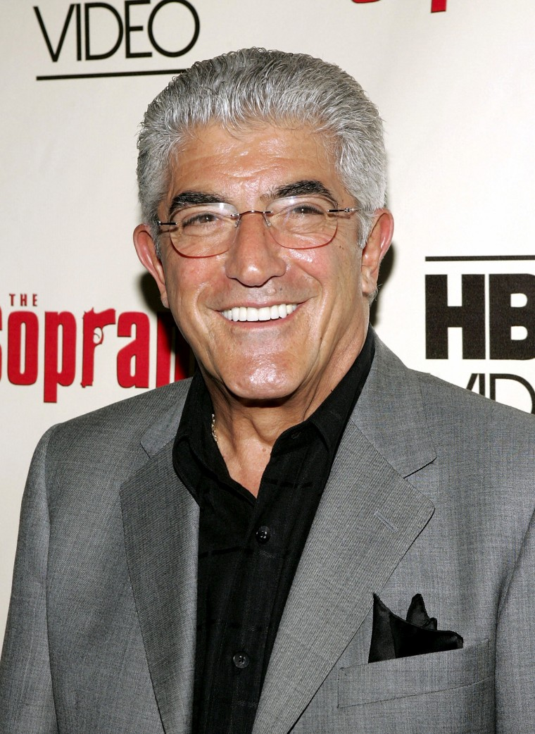 Image: Actor Frank Vincent Dies at 78