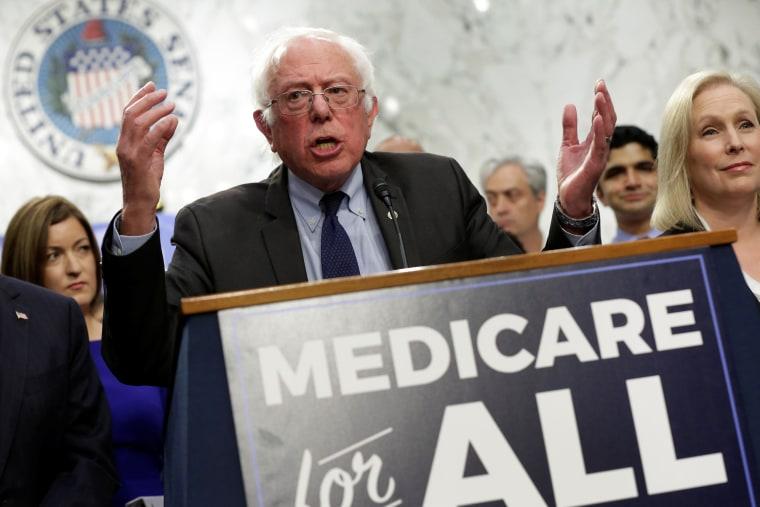 Image: Senator Bernie Sanders