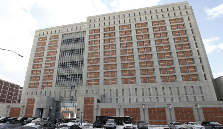 Martin Shkreli is now an inmate at the Brooklyn Metropolitan Detention Center.