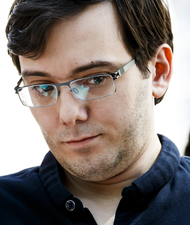 Image: Former Turing Pharmaceutical CEO Martin Shkreli to be jailed