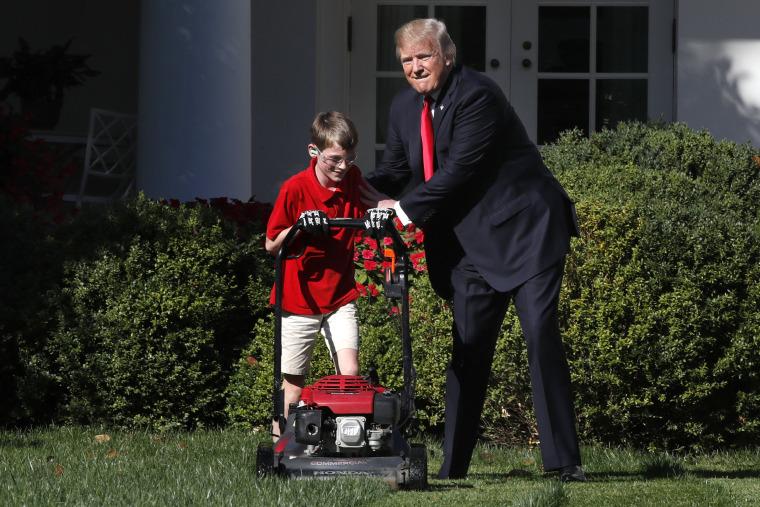 "Image: Frank \""FX\"" Giaccio, Donald Trump"