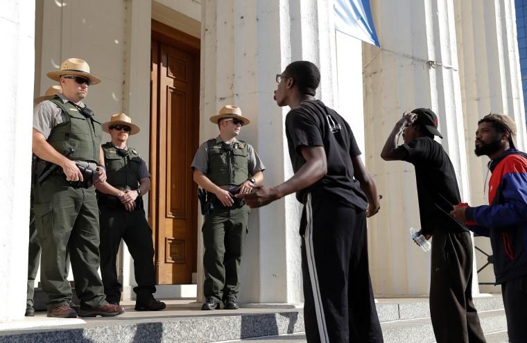 Image: St Louis Verdict Reaction