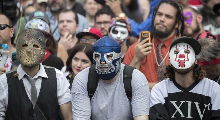 Image: Juggalo March on the National Mall