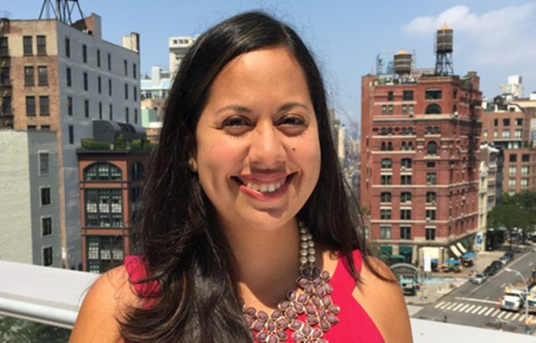 Image: Desiree Hernandez, Director of Legal Services, Safe Passage Project