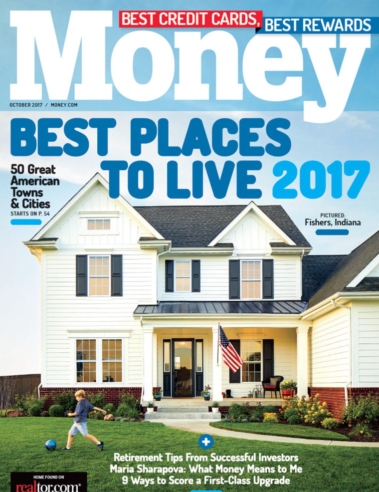 Money magazine names this the best place to live in the US