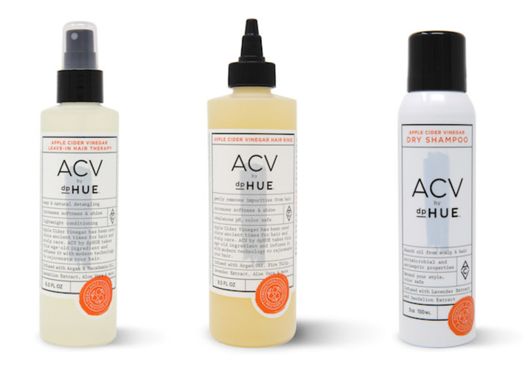 ACV hair products
