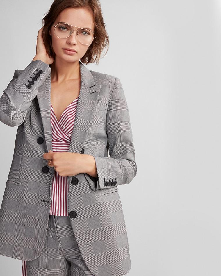 blazer, fall fashion, express
