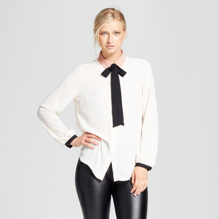 bow blouse, fall fashion, fashion, shopping
