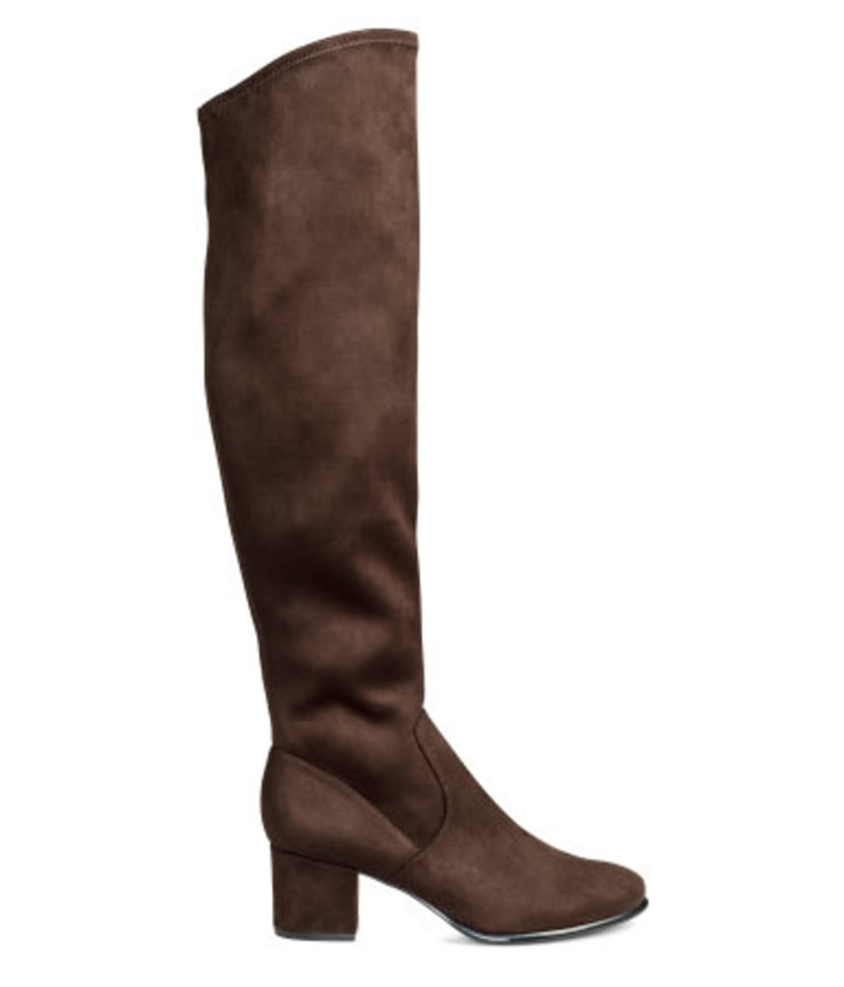 high boots, fall fashion, shopping
