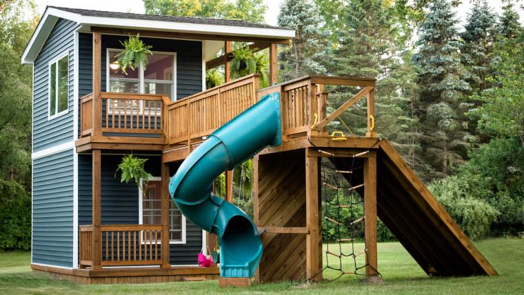 ultimate playhouse, Adam Boyd