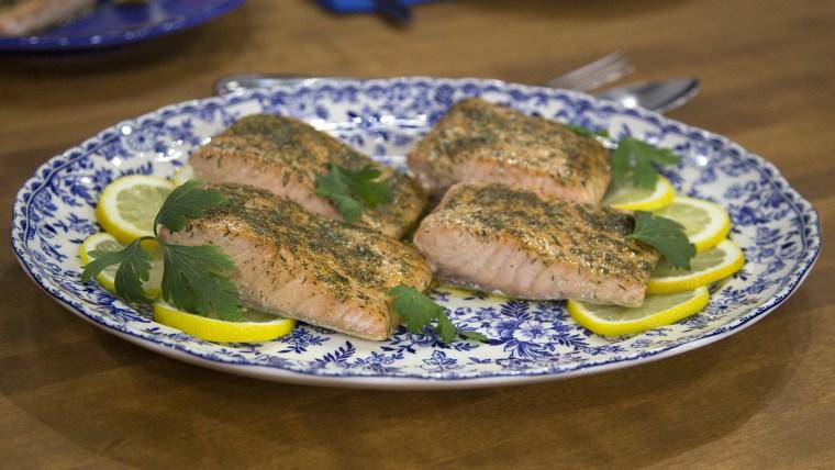 Sheinelle's Salmon