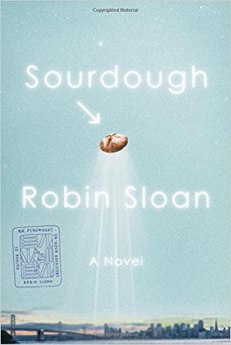 Sourdough: A Novel book cover