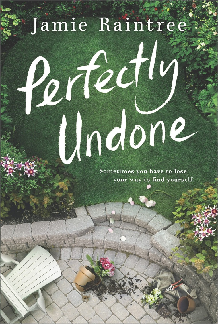 Perfectly Undone book cover